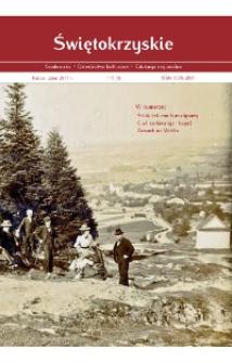Świętokrzyskie - Środowisko, Dziedzictwo Kulturowe, Edukacja Regionalna, nr 5 (9)