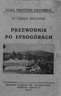Ilustrowany przewodnik po Łysogórach
