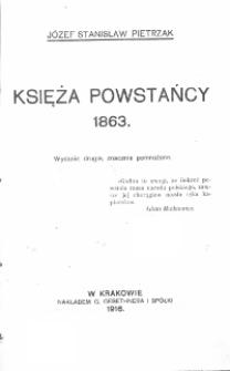 Księża powstańcy 1863