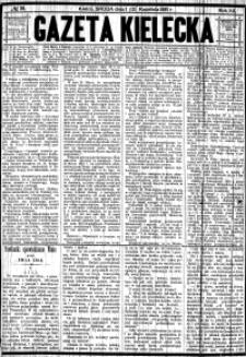 Gazeta Kielecka, 1881, R.12, nr 1