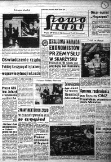 Słowo Ludu : organ Komitetu Wojewódzkiego Polskiej Zjednoczonej Partii Robotniczej, 1959, R.11, nr 218-219