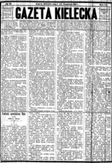 Gazeta Kielecka, 1881, R.12, nr 87