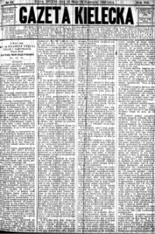 Gazeta Kielecka, 1883, R.14, nr 81