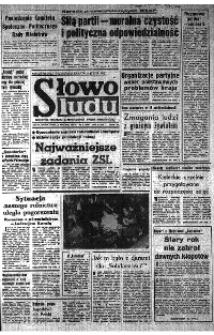 Słowo Ludu : organ Komitetu Wojewódzkiego Polskiej Zjednoczonej Partii Robotniczej, 1982, R.XXIII, nr 8