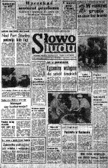 Słowo Ludu : organ Komitetu Wojewódzkiego Polskiej Zjednoczonej Partii Robotniczej, 1982, R.XXIII, nr 117
