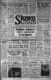 Słowo Ludu : organ Komitetu Wojewódzkiego Polskiej Zjednoczonej Partii Robotniczej, 1982, R.XXIII, nr 121