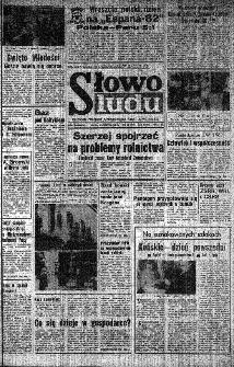 Słowo Ludu : organ Komitetu Wojewódzkiego Polskiej Zjednoczonej Partii Robotniczej, 1982, R.XXIII, nr 122