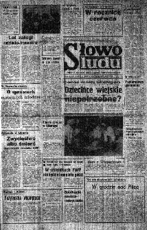 Słowo Ludu : organ Komitetu Wojewódzkiego Polskiej Zjednoczonej Partii Robotniczej, 1982, R.XXIII, nr 126