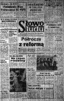 Słowo Ludu : organ Komitetu Wojewódzkiego Polskiej Zjednoczonej Partii Robotniczej, 1982, R.XXIII, nr 135