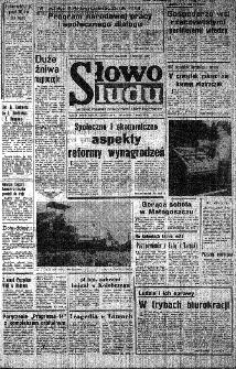 Słowo Ludu : organ Komitetu Wojewódzkiego Polskiej Zjednoczonej Partii Robotniczej, 1982, R.XXIII, nr 136