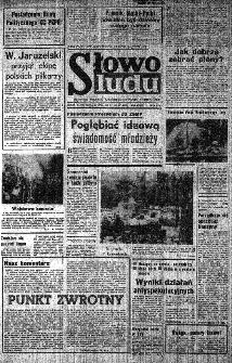 Słowo Ludu : organ Komitetu Wojewódzkiego Polskiej Zjednoczonej Partii Robotniczej, 1982, R.XXIII, nr 137