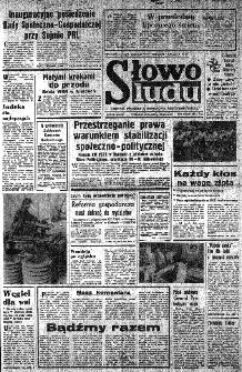 Słowo Ludu : organ Komitetu Wojewódzkiego Polskiej Zjednoczonej Partii Robotniczej, 1982, R.XXIII, nr 141