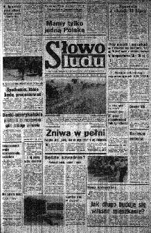 Słowo Ludu : organ Komitetu Wojewódzkiego Polskiej Zjednoczonej Partii Robotniczej, 1982, R.XXIII, nr 144