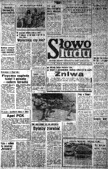 Słowo Ludu : organ Komitetu Wojewódzkiego Polskiej Zjednoczonej Partii Robotniczej, 1982, R.XXIII, nr 152