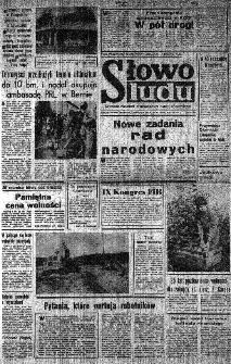Słowo Ludu : organ Komitetu Wojewódzkiego Polskiej Zjednoczonej Partii Robotniczej, 1982, R.XXIII, nr 177