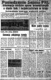 Słowo Ludu : organ Komitetu Wojewódzkiego Polskiej Zjednoczonej Partii Robotniczej, 1982, R.XXIII, nr 183