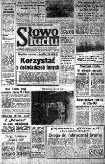 Słowo Ludu : organ Komitetu Wojewódzkiego Polskiej Zjednoczonej Partii Robotniczej, 1982, R.XXIII, nr 185
