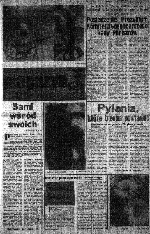 Słowo Ludu : organ Komitetu Wojewódzkiego Polskiej Zjednoczonej Partii Robotniczej, 1982, R.XXIII, nr 188