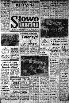 Słowo Ludu : organ Komitetu Wojewódzkiego Polskiej Zjednoczonej Partii Robotniczej, 1982, R.XXIII, nr 196