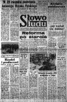 Słowo Ludu : organ Komitetu Wojewódzkiego Polskiej Zjednoczonej Partii Robotniczej, 1982, R.XXIII, nr 200
