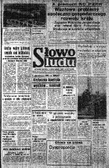 Słowo Ludu : organ Komitetu Wojewódzkiego Polskiej Zjednoczonej Partii Robotniczej, 1982, R.XXIII, nr 212
