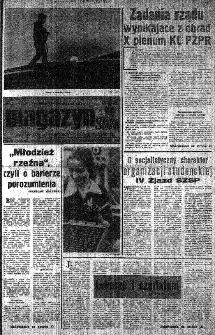 Słowo Ludu : organ Komitetu Wojewódzkiego Polskiej Zjednoczonej Partii Robotniczej, 1982, R.XXIII, nr 228