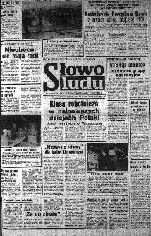 Słowo Ludu : organ Komitetu Wojewódzkiego Polskiej Zjednoczonej Partii Robotniczej, 1982, R.XXIII, nr 230