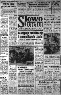 Słowo Ludu : organ Komitetu Wojewódzkiego Polskiej Zjednoczonej Partii Robotniczej, 1982, R.XXIII, nr 242