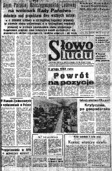 Słowo Ludu : organ Komitetu Wojewódzkiego Polskiej Zjednoczonej Partii Robotniczej, 1982, R.XXIII, nr 245