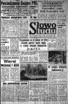 Słowo Ludu : organ Komitetu Wojewódzkiego Polskiej Zjednoczonej Partii Robotniczej, 1982, R.XXIII, nr 246