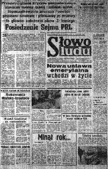 Słowo Ludu : organ Komitetu Wojewódzkiego Polskiej Zjednoczonej Partii Robotniczej, 1982, R.XXIII, nr 256