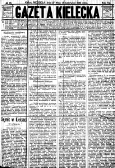 Gazeta Kielecka, 1884, R.15, nr 14