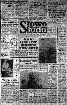 Słowo Ludu : organ Komitetu Wojewódzkiego Polskiej Zjednoczonej Partii Robotniczej, 1983, R.XXXV, nr 149