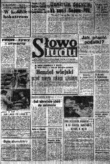 Słowo Ludu : organ Komitetu Wojewódzkiego Polskiej Zjednoczonej Partii Robotniczej, 1983, R.XXXV, nr 180