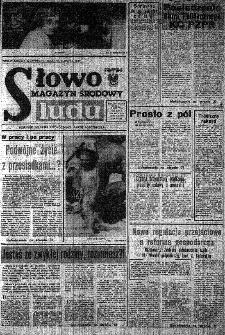 Słowo Ludu : organ Komitetu Wojewódzkiego Polskiej Zjednoczonej Partii Robotniczej, 1983, R.XXXV, nr 181