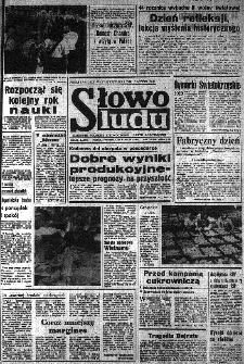 Słowo Ludu : organ Komitetu Wojewódzkiego Polskiej Zjednoczonej Partii Robotniczej, 1983, R.XXXV, nr 207