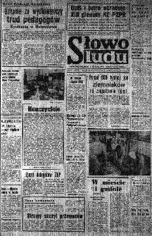 Słowo Ludu : organ Komitetu Wojewódzkiego Polskiej Zjednoczonej Partii Robotniczej, 1983, R.XXXV, nr 243
