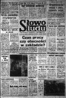 Słowo Ludu : organ Komitetu Wojewódzkiego Polskiej Zjednoczonej Partii Robotniczej, 1983, R.XXXV, nr 299