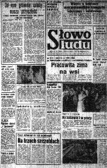 Słowo Ludu : organ Komitetu Wojewódzkiego Polskiej Zjednoczonej Partii Robotniczej, 1984, R.XXXV, nr 1