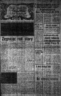 Słowo Ludu : organ Komitetu Wojewódzkiego Polskiej Zjednoczonej Partii Robotniczej, 1984, R.XXXV, nr 1 (magazyn)