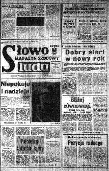 Słowo Ludu : organ Komitetu Wojewódzkiego Polskiej Zjednoczonej Partii Robotniczej, 1984, R.XXXV, nr 3