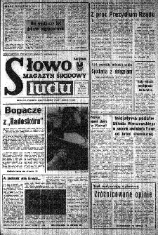 Słowo Ludu : organ Komitetu Wojewódzkiego Polskiej Zjednoczonej Partii Robotniczej, 1984, R.XXXV, nr 9