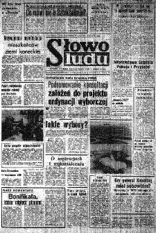 Słowo Ludu : organ Komitetu Wojewódzkiego Polskiej Zjednoczonej Partii Robotniczej, 1984, R.XXXV, nr 13