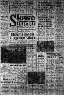 Słowo Ludu : organ Komitetu Wojewódzkiego Polskiej Zjednoczonej Partii Robotniczej, 1984, R.XXXV, nr 20