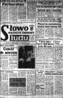 Słowo Ludu : organ Komitetu Wojewódzkiego Polskiej Zjednoczonej Partii Robotniczej, 1984, R.XXXV, nr 27