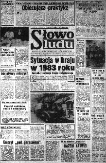 Słowo Ludu : organ Komitetu Wojewódzkiego Polskiej Zjednoczonej Partii Robotniczej, 1984, R.XXXV, nr 29