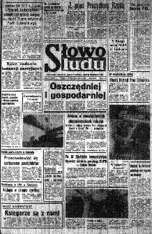 Słowo Ludu : organ Komitetu Wojewódzkiego Polskiej Zjednoczonej Partii Robotniczej, 1984, R.XXXV, nr 32