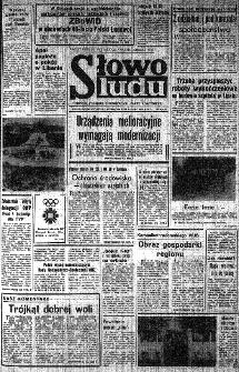 Słowo Ludu : organ Komitetu Wojewódzkiego Polskiej Zjednoczonej Partii Robotniczej, 1984, R.XXXV, nr 34