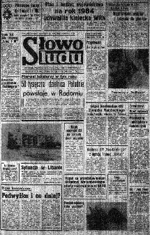 Słowo Ludu : organ Komitetu Wojewódzkiego Polskiej Zjednoczonej Partii Robotniczej, 1984, R.XXXV, nr 35