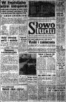 Słowo Ludu : organ Komitetu Wojewódzkiego Polskiej Zjednoczonej Partii Robotniczej, 1984, R.XXXV, nr 37